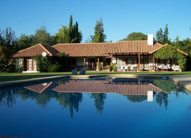 10 modelos de casas estilo chilena zona inmobiliaria for Modelos de casas de una sola planta